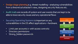 Network Security #3: More Security Measures
