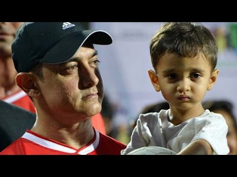 Really!! Aamir Khan's Son Azad Khan Provided With SECURITY | Bollywood News