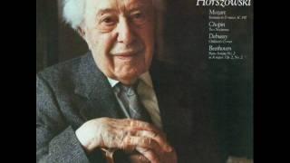 Mieczyslaw Horszowski  plays Debussy Children