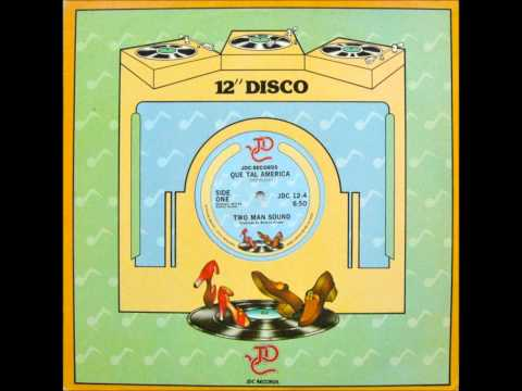 Two Man Sound  Que Tal America 1978 12