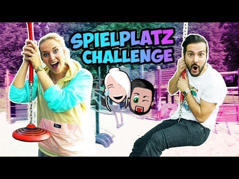 *SPIELPLATZ SPAß AUF DER SEILBAHN MIT KAAN & NINA* Extreme Fun Auf Spielgerüst! Peinliche Erwachsene