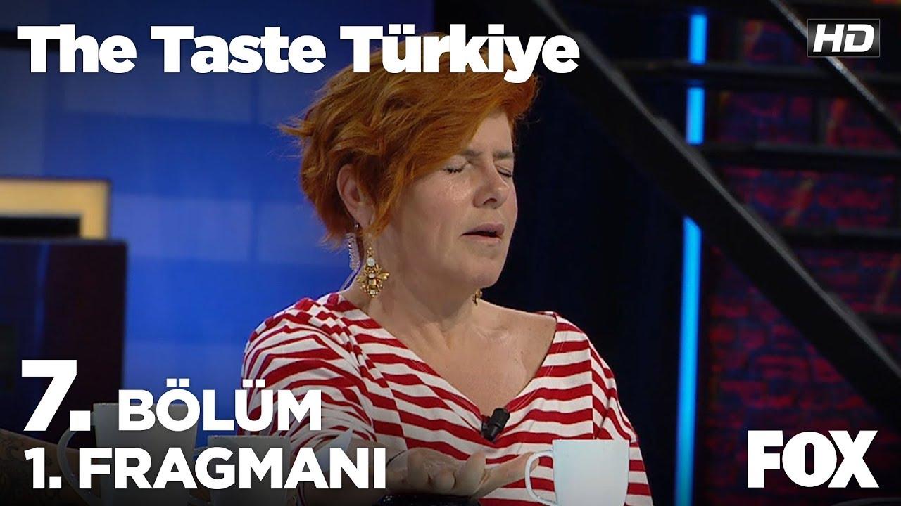 The Taste Türkiye 7. Bölüm 1. Fragmanı