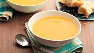 Суп-пюре из тыквы, самый вкусный рецепт! ! Домашние рецепты.