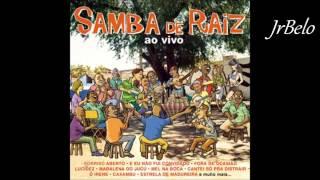Samba De Raiz 1 Cd Completo   JrBelo