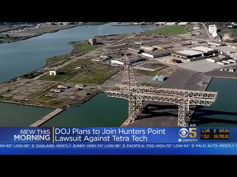 DOJ Joins Lawsuits Over Botched Hunters Point Shipyard