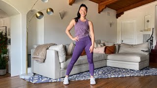 15-Minute Dance-Party Workout For Positive Energy