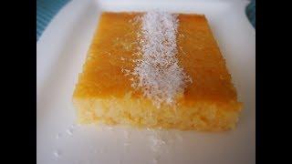 Турецкий ПИРОГ Без весов или 3 ложки Сладкая выпечка Turkish sweets حلويات تركية