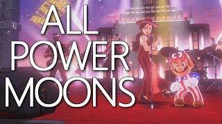 Metro Kingdom: All Power Moons Guide - Mario Odyssey