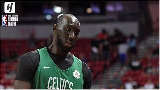 Boston Celtics vs Memphis Grizzlies - Full Game Highlights July 11, 2019 NBA Summer League