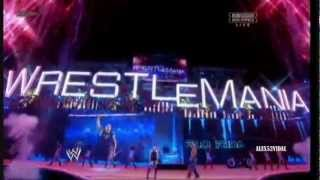 WrestleMania 28 Highlights HD