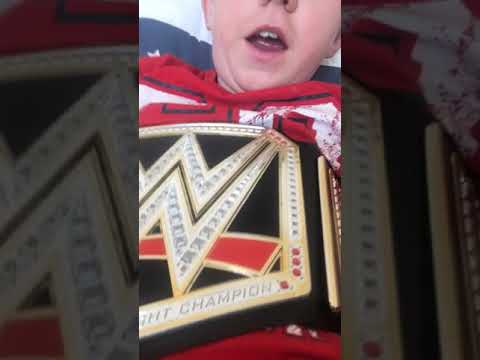 Won WWE championship 1 lucky person is going to be gm (general manager)
