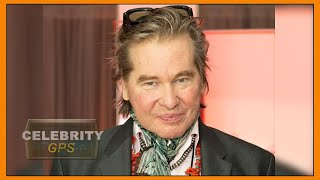 Val kilmer opens up about throat cancer - hollywood tv