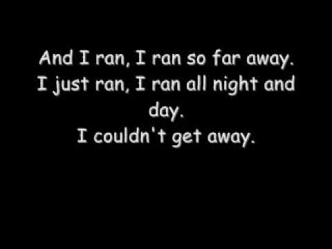 A Flock Of Seagulls - I Ran (So Far Away) Lyrics
