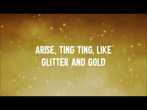 Barns Courtney - Glitter & Gold (Lyrics)
