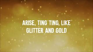 Скачать Barns Courtney Glitter Gold Lyrics