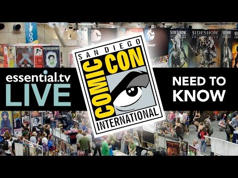 Movie & TV News from San Diego Comic-Con 2016 - Upcoming Releases!