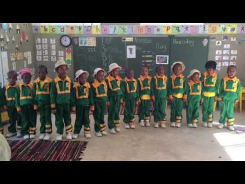 Namibia's National Anthem