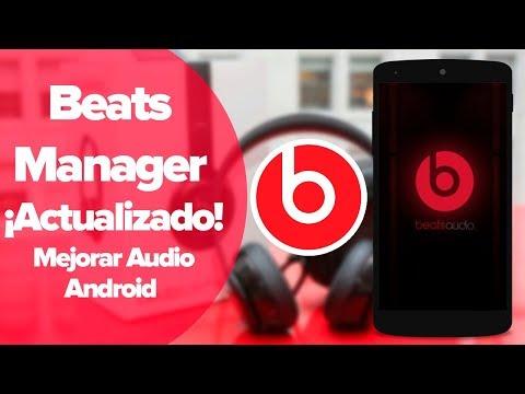 Beats Manager Actualizado para ¡ANDROID! | MEJORA EL SONIDO DE TU ANDROID SIN ROOT |
