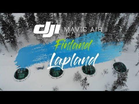 DJI Mavic Air – Finland – Lapland