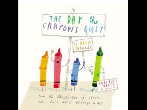 The Day Crayons Quit YouTube
