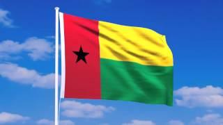 ギニアビサウ共和国の国旗