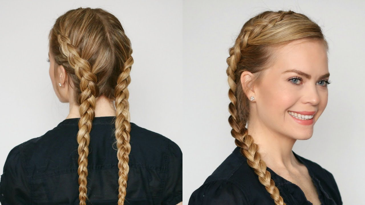 4 easy softball hairstyles | simple hairdos for athletes
