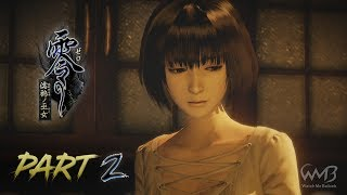 Fatal Frame 5 - Second Drop / Mt. Hikami - Walkthrough Part 2 (Yuri Kozukata)