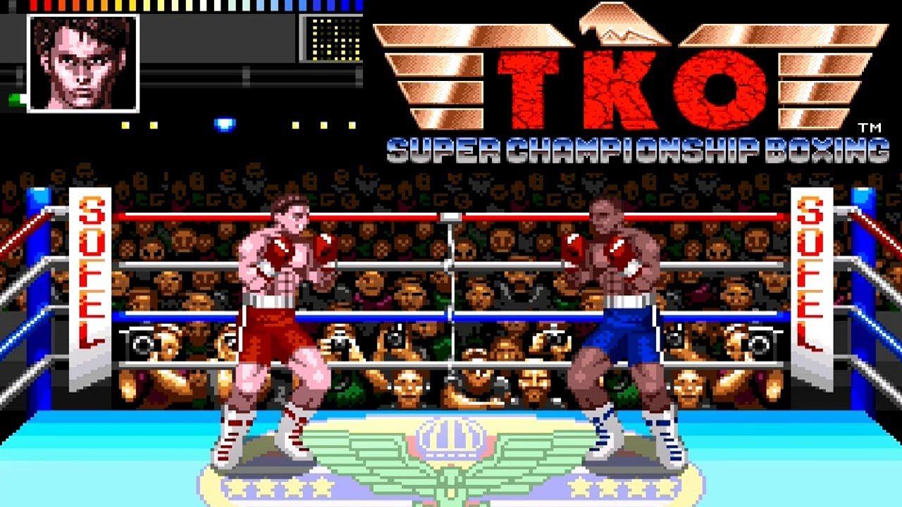 TKO Super Championship Boxing SNES YouTube