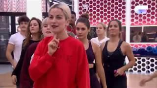 "Ensayo GRUPAL de ""ME ENCANTA"" con VICKY | OT 2018"