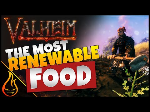 The Most Renewable Fully Farmable Foods Valheim Guide