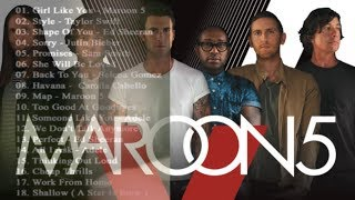 Download Kumpulan lagu enak di dengar // maroon 5 Mp3