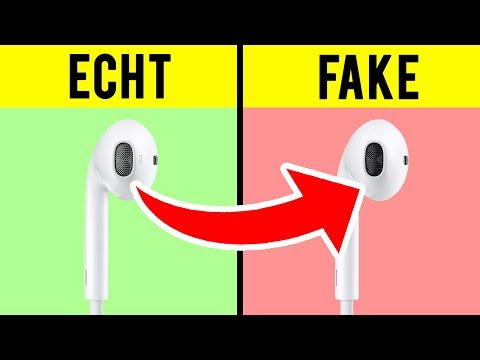 ECHT oder doch FAKE? - so erkennst du gefälschte Produkte!