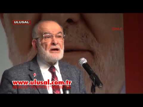 Saadet Partisi Genel Başkanı Temel Karamollaoğlu'ndan 100 Bin Imza Açıklaması