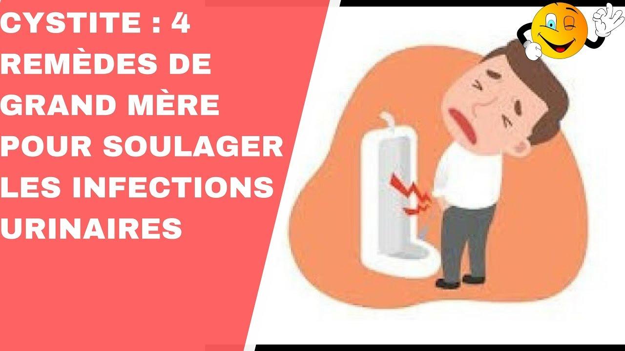 CYSTITE : 4 REMÈDES DE GRAND MÈRE POUR SOULAGER LES INFECTIONS ...