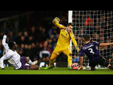 Westham United vs Everton - FA Cup 2015 Full Highlights