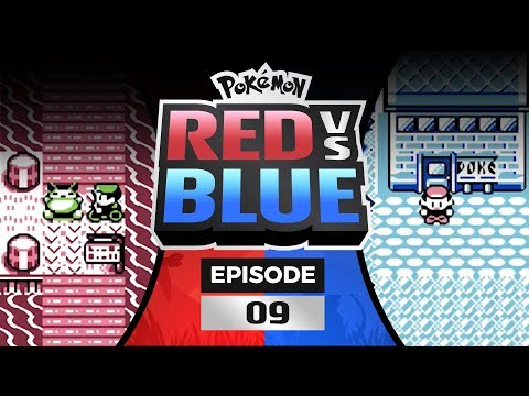 Pokemon Red and Blue Versus - EP09 | Snorlax The Starter Pokemon!