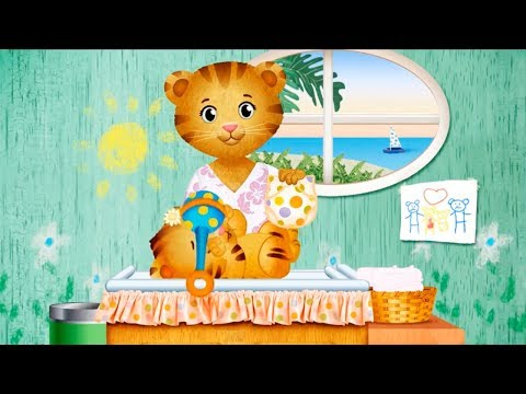 Daniel Tigers Stop  Go Potty  Baby Learn When Should Stop Go Potty   Educational Games For Kids