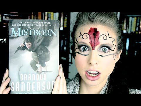 MISTBORN BY BRANDON SANDERSON | Booktalk With XTINEMAY