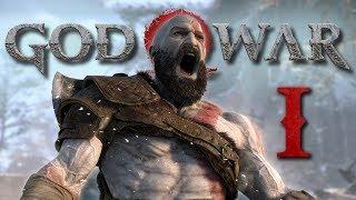 BÓG WOJNY NA EMERYTURZE    God of War [#1][PS4]