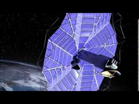 Origami Expert Nasa Researchers Fold Solar Arrays For