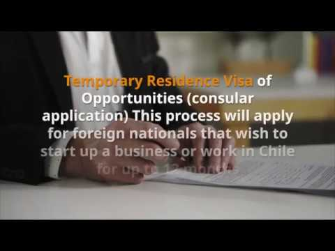 Chile Immigration Alert - New Temporary Visas - Fakhoury Global Immigration