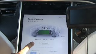 Tesla charging numbers explained