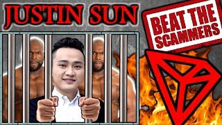 The Truth Hurts Justin Sun! Scammer Exposed & The Tron $TRX Dumpster Fire 🔥🔥