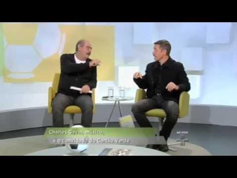 Charles Gavin fala do Rivelino da peneira do futebol e do seu pai