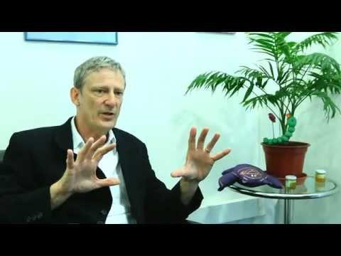 Entrevista a Joseph O'Connor por Paul Anwandter