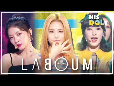 LABOUM Special ★Since 'Pit-aPat' to 'Firework'★ (41m Stage Compilation)