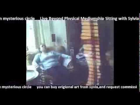 18th December 2012 Live Sitting Beyond physical Mediumship parallel dimensions