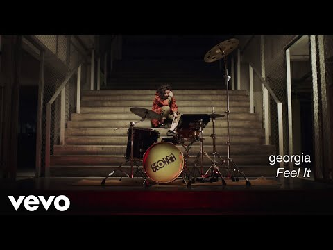Teach yourself the drums in Georgia's new video