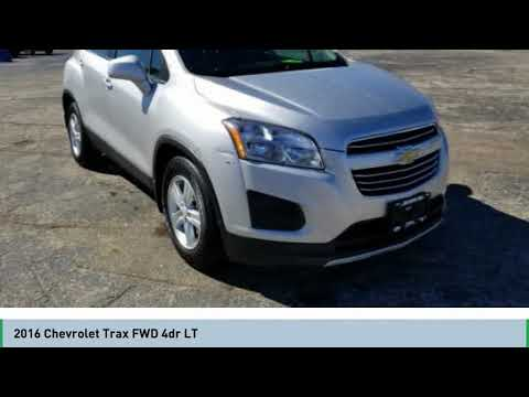 2016 Chevrolet Trax 2016 Chevrolet Trax For Sale 580878 Youtube