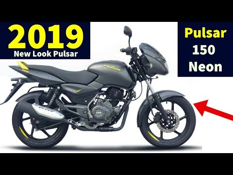 2019 New Bajaj Pulsar 150 Neon launched   2019 New Look Bajaj Pulsar 150 Neon